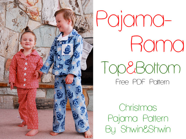 Christmas Footie Pajamas For Kids.21 Free Sewing Tutorials And Patterns For Kids Pajamas