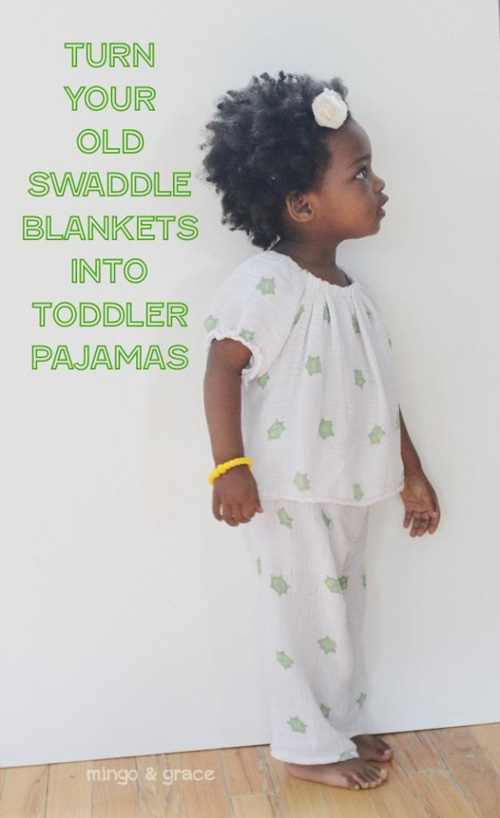 Want to sew Christmas pajamas this year? This is the best collection of free kids' pj sewing tutorials and patterns. Perfect handmade gift idea!