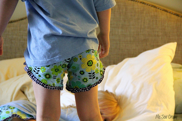 image regarding Free Printable Toddler Shorts Pattern identify 15 Totally free Youngsters Pyjama and Sewing Routines - Design and style Determination