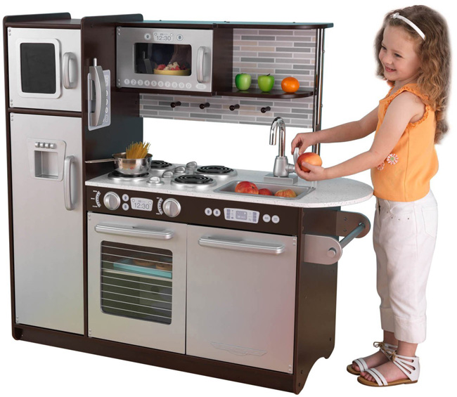 20 coolest DIY play kitchen tutorials - It\'s Always Autumn