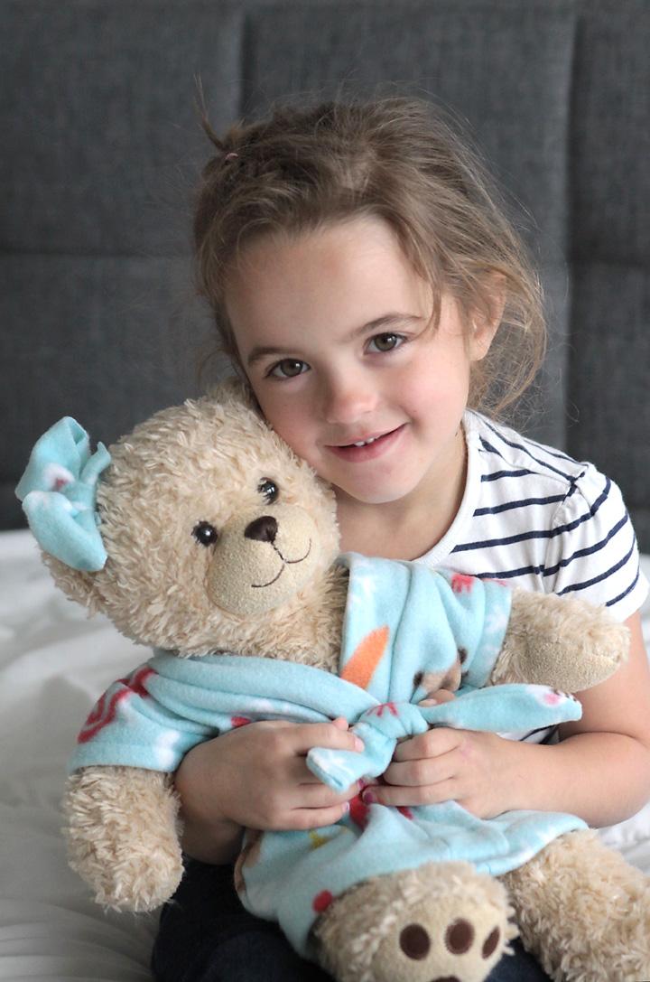 stuffed animal & teddy bear robe {free sewing pattern ...