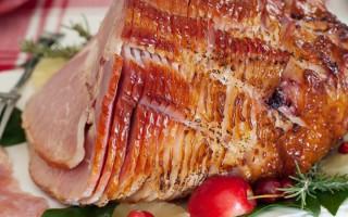 easy & delicious holiday ham recipe