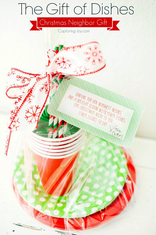 20 quick, easy, and cheap neighbor gift ideas for Christmas - It's ...