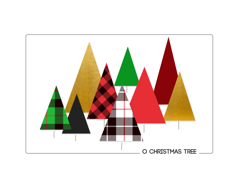 Modern Christmas Printables