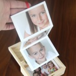 easy & cheap DIY gift idea: photo gift box