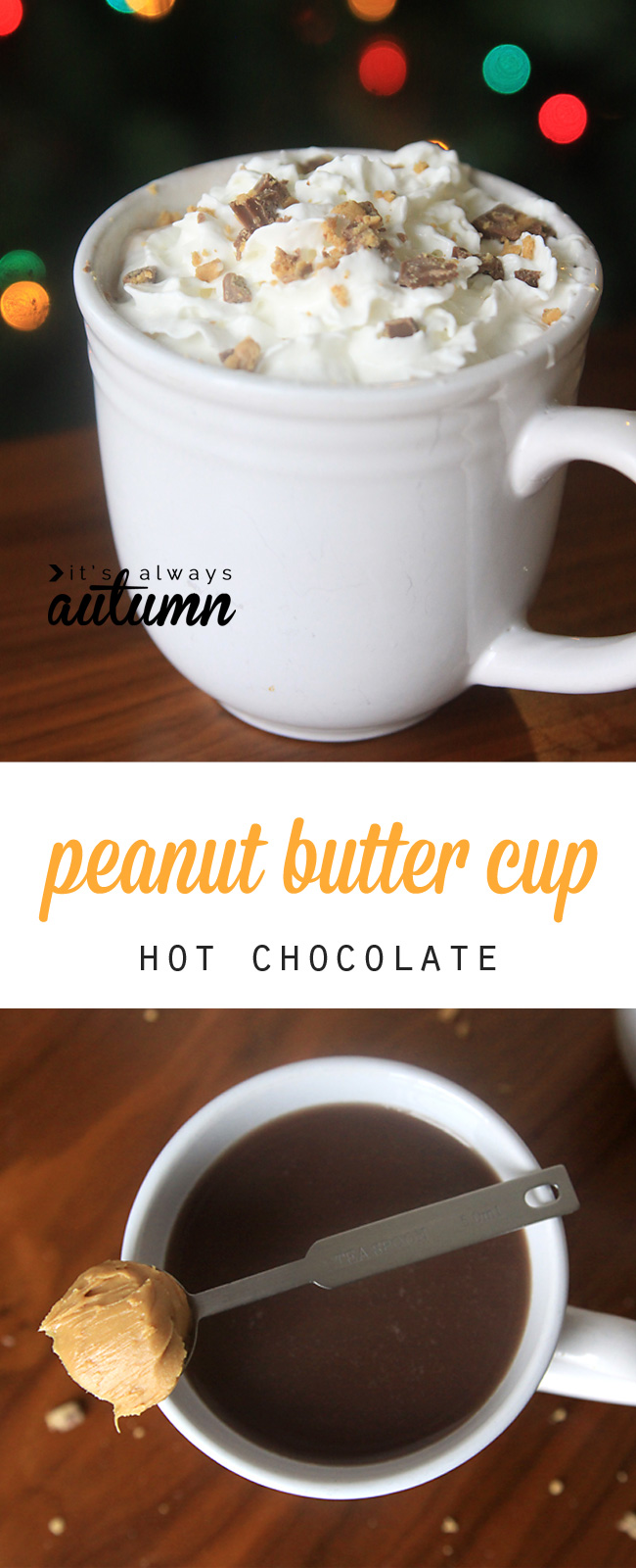 What is an easy hot chocolate recipe?