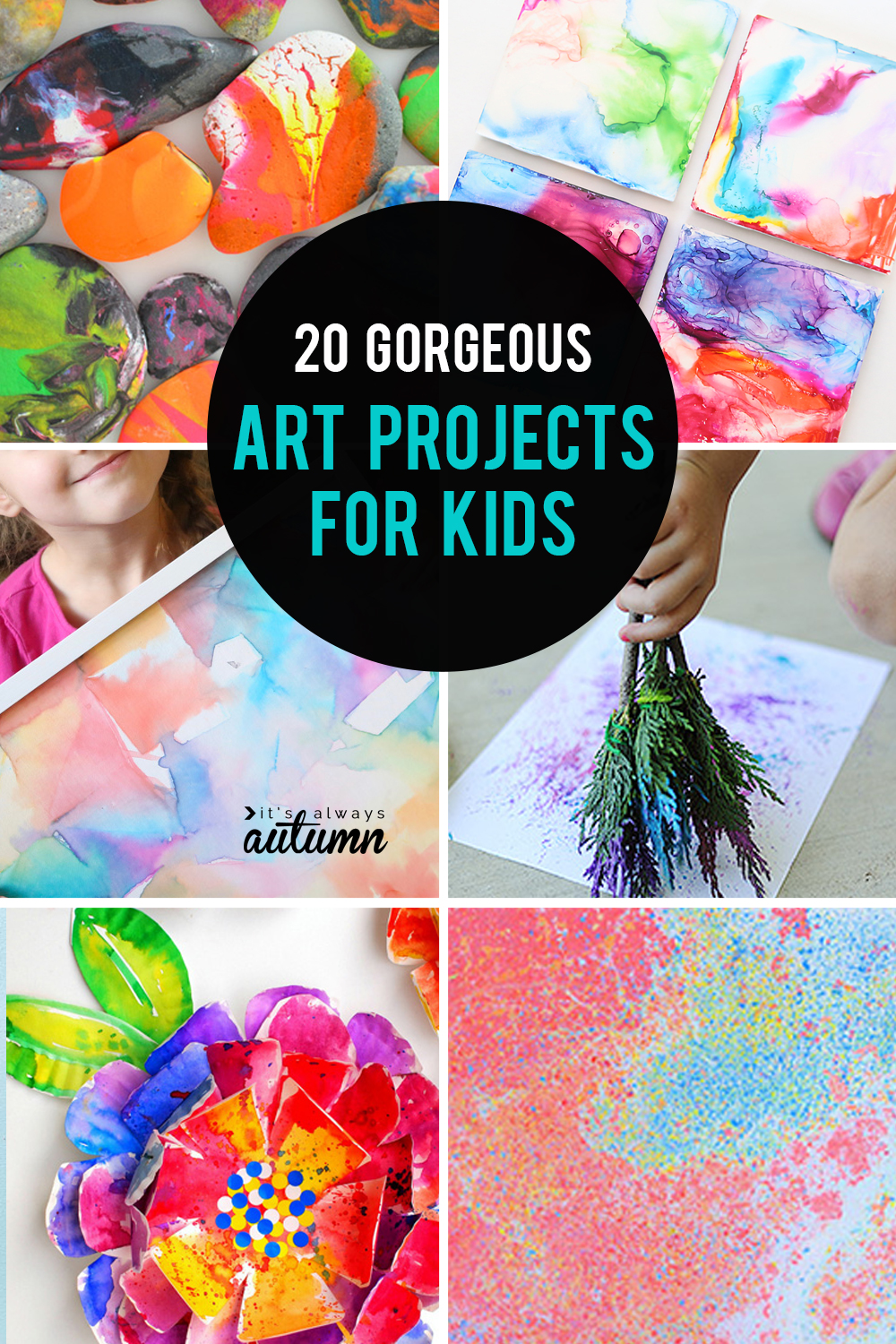 arts and craft ideas for toddlers 20 kid projects pretty enough to frame it s always 7432