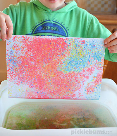 20 Gorgeous Kid Art Projects That Are Pretty Enough To Frame Fun Easy Ideas
