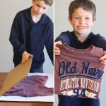 teach kids to fold laundry with this simple hack!
