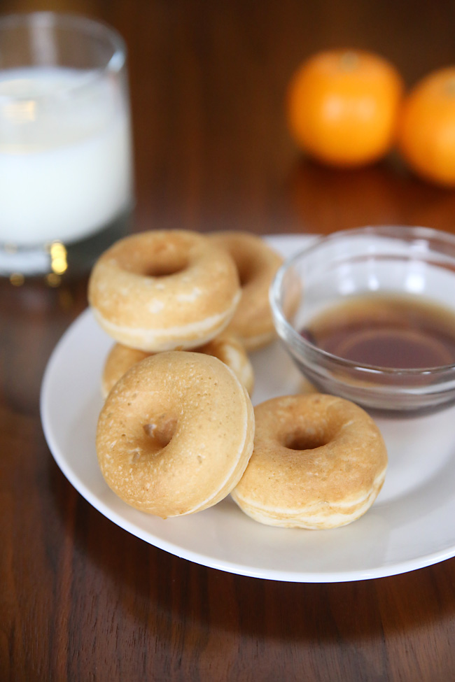 How To Make Donuts Using Pancake Mix
