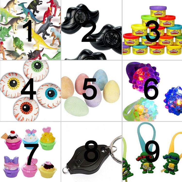 63 fantastic easter egg fillers things to put in easter eggs easter egg fillers that arent candy no negle Images