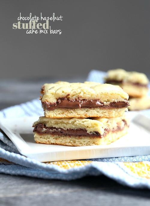 Easy cake recipes using box cake mix