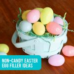 63 fantastic Easter egg fillers {things to put in Easter eggs besides candy}
