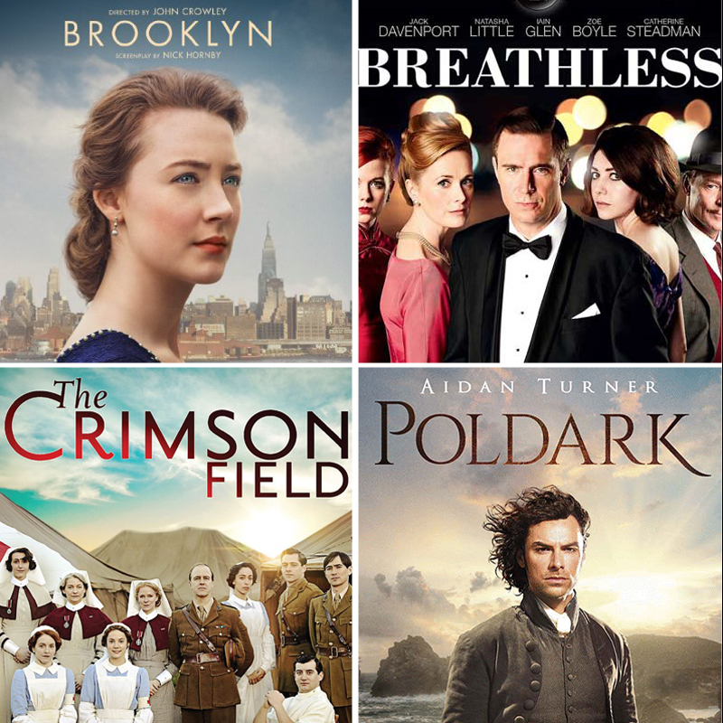 more shows to watch now that Downton Abbey is over