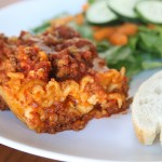 easy slow cooker lasagne recipe