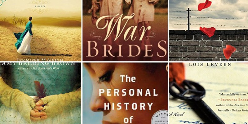 10 amazing novels that will take you to a different time