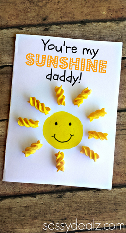 Fathers Day Cards Gifts Kids Can Make Its Always Autumn