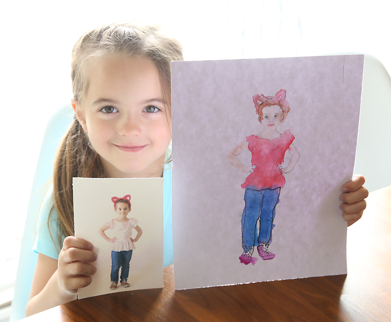 how to make personalized coloring pages for your kids Its