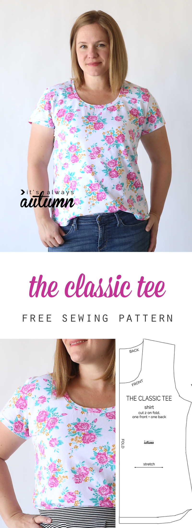 Free sewing patterns for womens clothing