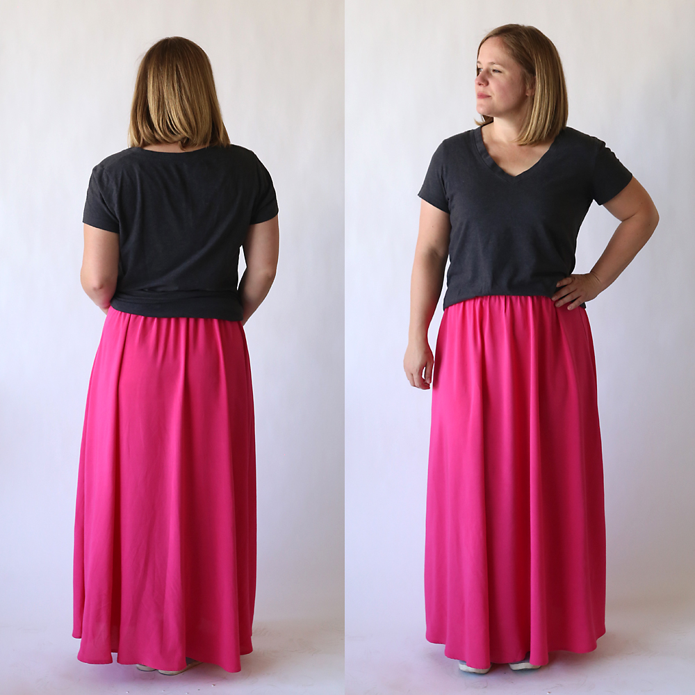 the everyday maxi skirt