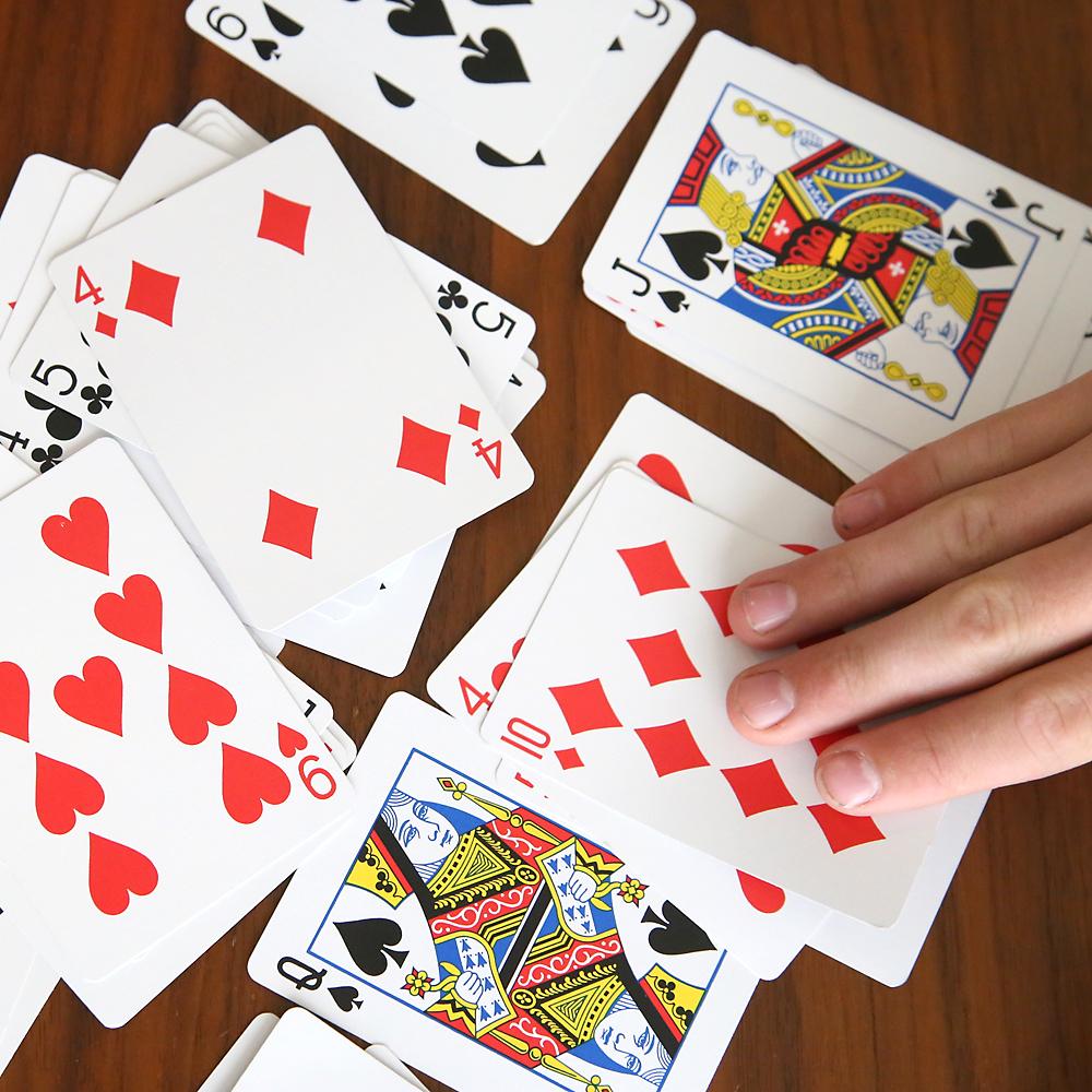 easy fun card games