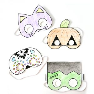 http://www.itsalwaysautumn.com/wp-content/uploads/2016/08/printable-halloween-mask-kids-easy-cheap-class-party-activity-15-300x300.jpg