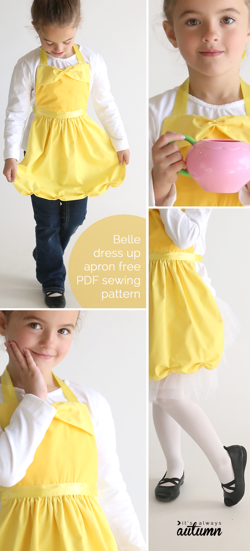 White apron pattern - Get The Free Pdf Sewing Pattern For This Easy To Make Belle