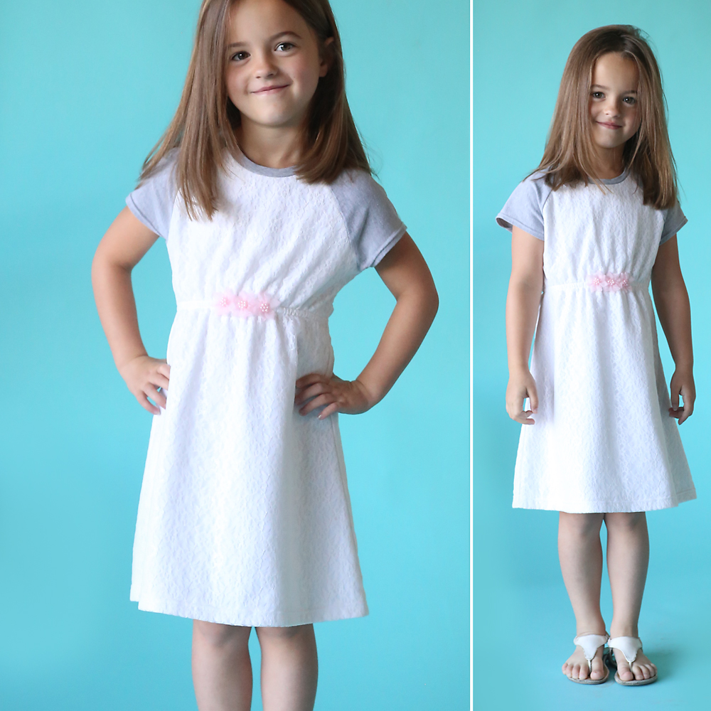 "the ""play all day dress"" free pattern w/raglan sleeves - It's Always Autumn"