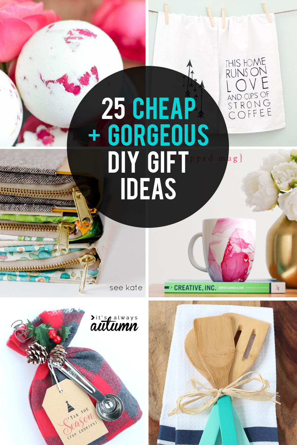 These DIY Gifts Ideas Are Cheap AND Gorgeous Great Homemade Gift For Christmas