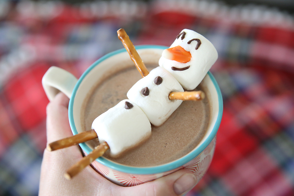 How to Make Melted Snowmen Cookies pictures