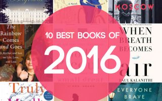 10 books not to miss from 2016