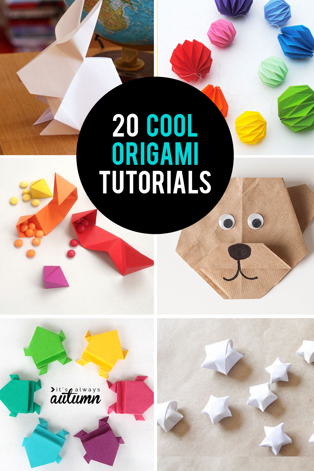 20 Cool Origami Tutorials Kids And Adults Will Love It S Always