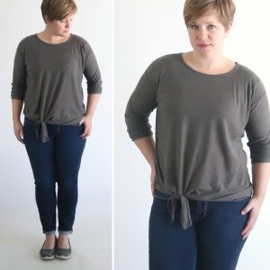 http://www.itsalwaysautumn.com/wp-content/uploads/2017/03/tie-front-sweater-shirt-womens-free-sewing-pattern-tutorial-easy-3-300x300.jpg