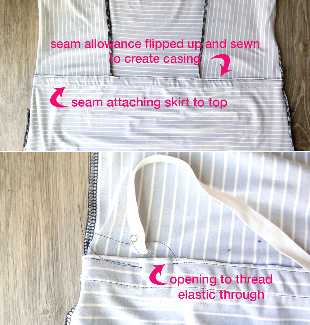 how-to-sew-a-tee-shirt-midi-dress-women-easy-sewing-tutorial-free-pdf-pattern-tee-14