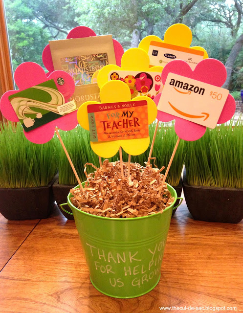 Fun Ways To Give Gift Cards For Teacher Appreciation It S Always