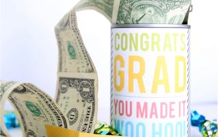 cash in a can gift for dads, grads, and birthdays