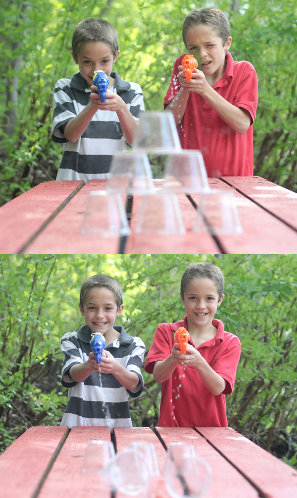 25 water games your kids can play this summer - It's ...