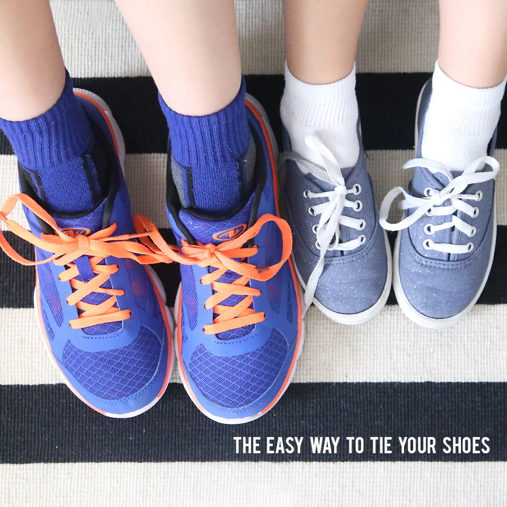easy way to teach to tie shoes 28 images easy shoe