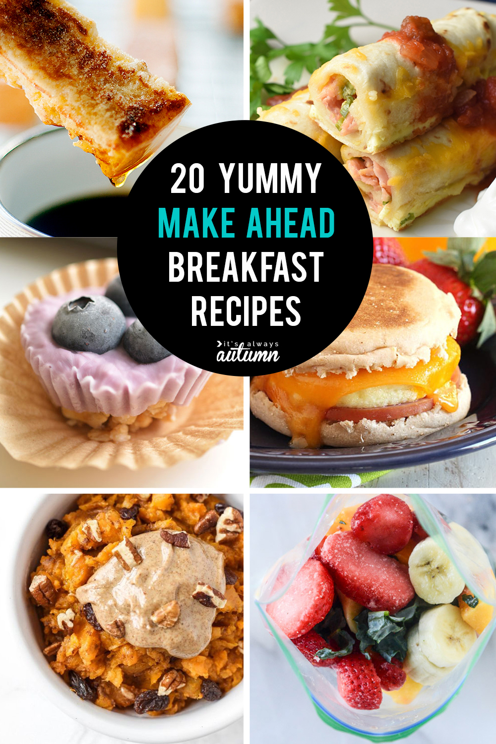 13 Instant Breakfasts for Busy Families recommend