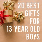 best Christmas gifts for 13 year old boys