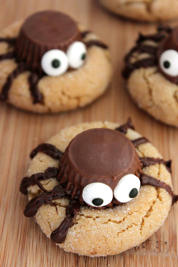 the Mega List of Easy Halloween Cookies - It's Always Autumn