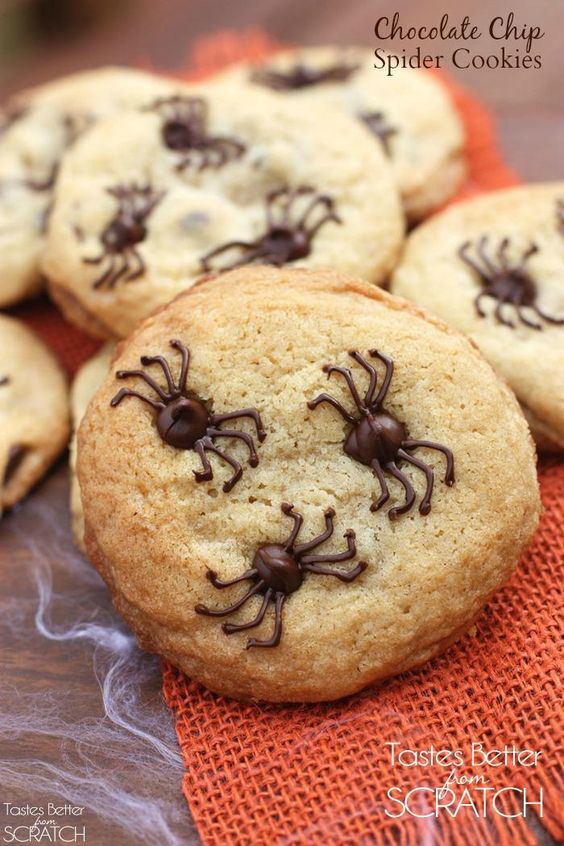 easy halloween cookie recipes huge list of 30 recipes