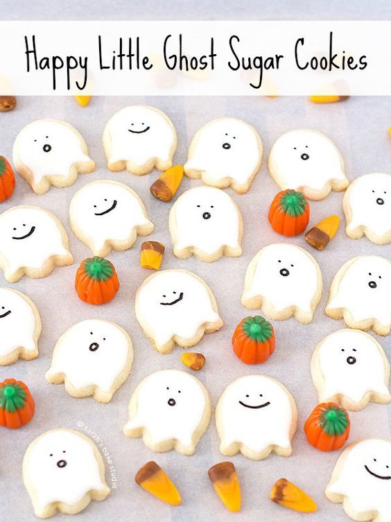 huge list of halloween cookies fun and easy recipes to make with your kids