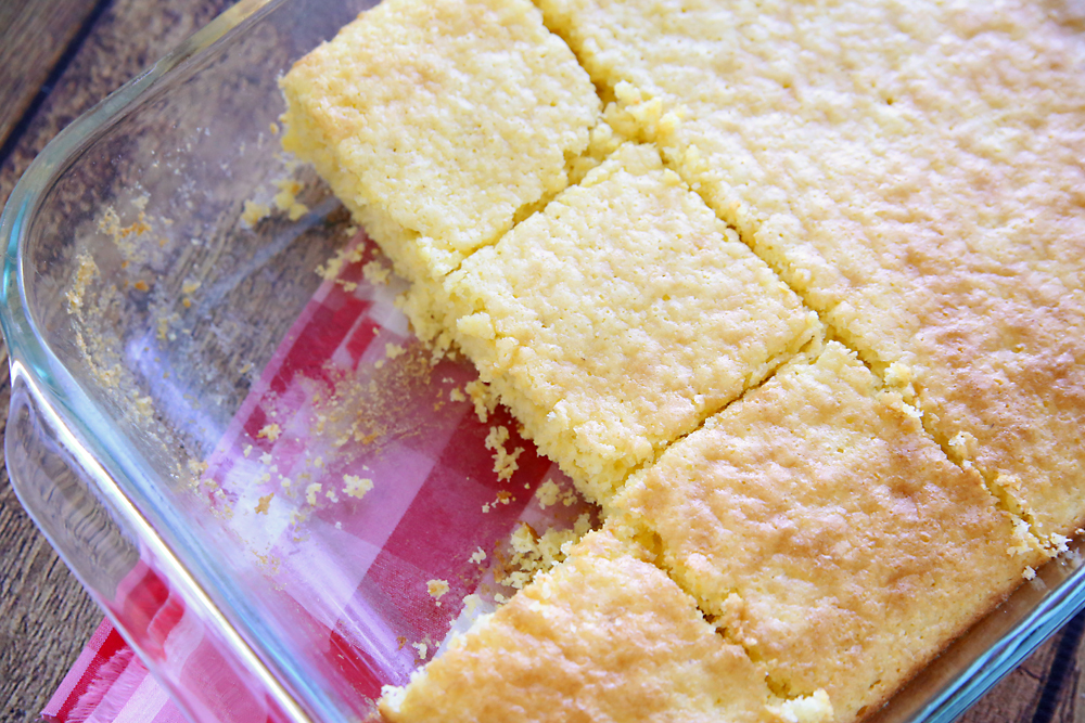 Recipe For Jiffy Cornbread And Yellow Cake Mix