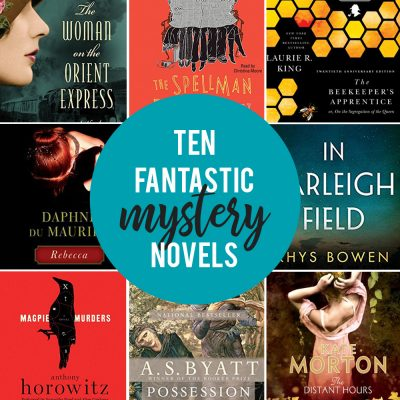 10 best mystery novels (for people who don't love mysteries)