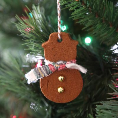Cinnamon ornaments that will make your house smell amazing!