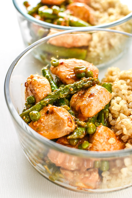 Healthy Chicken Meal Prep Recipes and Ideas