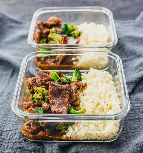 Healthy Beef Meal Prep Recipes