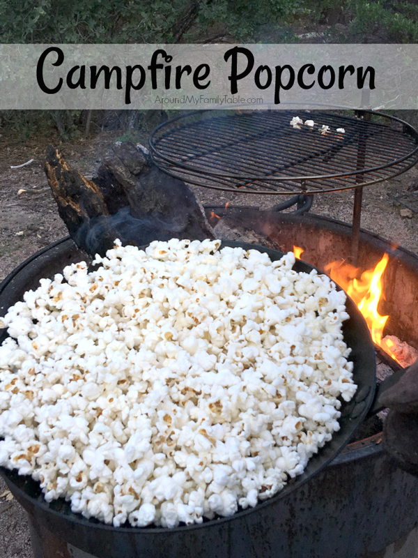 35 fantastic camping recipes! Foil packet meals, dutch oven dinners, campfire recipes, camping desserts and more!