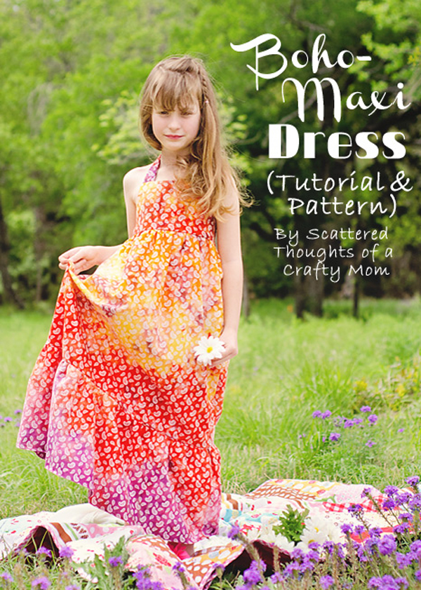 The Best Free Maxi Dress Patterns And Tutorials It S